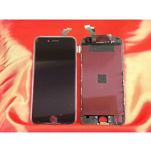 LCD SCHERMO DISPLAY E TOUCH SCREEN APPLE IPHONE 6 NERO BLACK