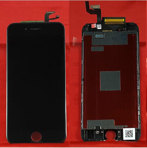 LCD SCHERMO DISPLAY E TOUCH SCREEN APPLE IPHONE 6S NERO BLACK