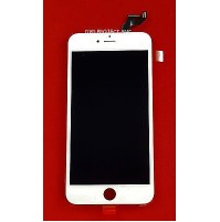 LCD SCHERMO DISPLAY E TOUCH SCREEN APPLE IPHONE 6S PLUS BIANCO WHITE