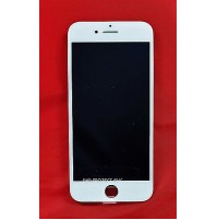 LCD SCHERMO DISPLAY E TOUCH SCREEN APPLE IPHONE 7 BIANCO WHITE