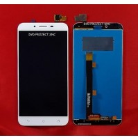 LCD SCHERMO DISPLAY E TOUCH SCREEN ASUS ZENFONE 3 MAX ZC553KL BIANCO WHITE