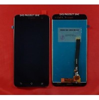 LCD SCHERMO DISPLAY E TOUCH SCREEN ASUS ZENFONE 3 ZE520KL NERO BLACK