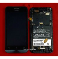 LCD SCHERMO DISPLAY E TOUCH SCREEN ASUS ZENFONE GO ZC451TG 4.5
