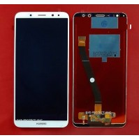 LCD SCHERMO DISPLAY E TOUCH SCREEN HUAWEI MATE 10 LITE BIANCO WHITE