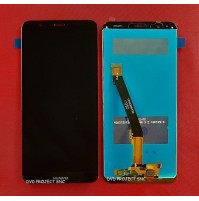 LCD SCHERMO DISPLAY E TOUCH SCREEN HUAWEI P SMART ENJOY 7S NERO BLACK
