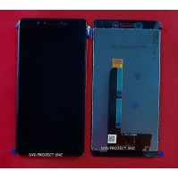 LCD SCHERMO DISPLAY E TOUCH SCREEN NOKIA 6 2018 NERO BLACK
