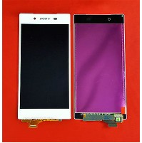 LCD SCHERMO DISPLAY TOUCH SCREEN SONY XPERIA Z5 E6603 BIANCO WHITE