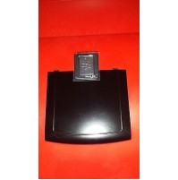 REAR COVER POSTERIORE COPRI BATTERIA BLACKBERRY 8800 NERO BLACK