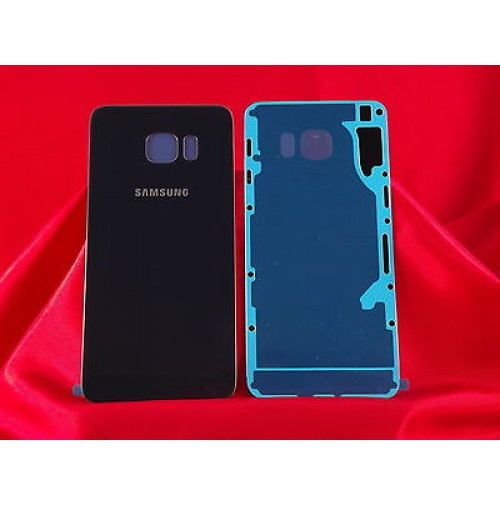REAR COVER POSTERIORE COPRI BATTERIA SAMSUNG GALAXY S6 G920 NERO BLU BLACK