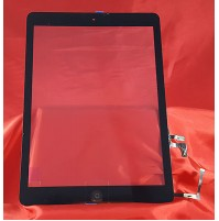 SCHERMO TOUCH SCREEN APPLE IPAD AIR NERO BLACK