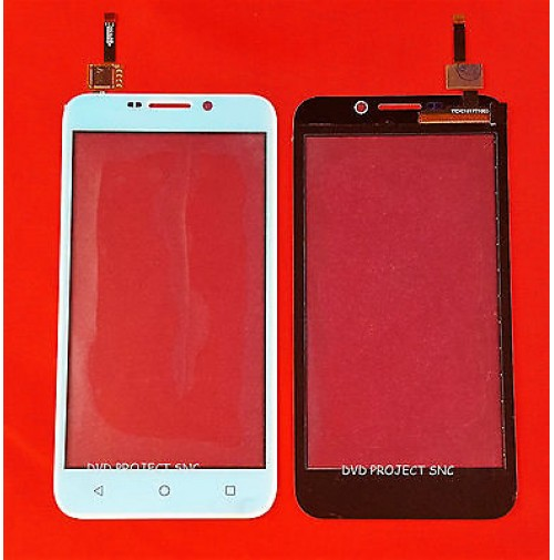 SCHERMO TOUCH SCREEN HUAWEI ASCEND Y5C Y541 BIANCO WHITE